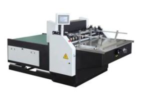 Yz1200 Automatic Cardboard Slitting and Cross Cutting Machine pictures & photos