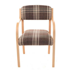 Wooden Dining Chair with Armrest (M-X1047) pictures & photos