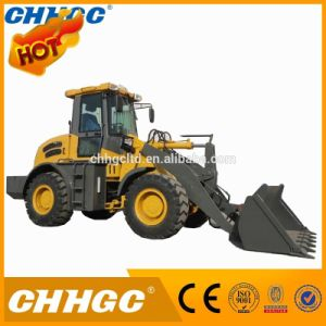 1.7 M3 125HP Tcm 820 Wheel Loader with Quick Unloading Speed, 910 Wheel Loader pictures & photos