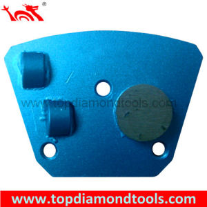 PCD Diamond Grinding Shoes for Concrete Coating pictures & photos