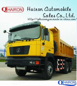 Shacman Shaanxi Dump Truck / Tipper Truck Dumper