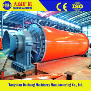 China Professional Wet and Dry Grinding Ball Mill pictures & photos