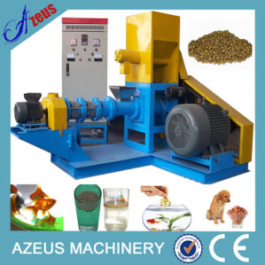 Good Quality Granulator Sinking and Floating Fish Feed Extruder
