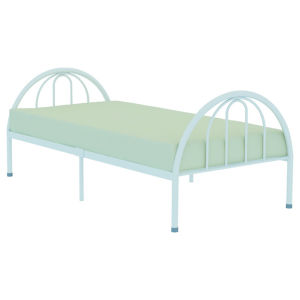 Metal Colored Single Bed/ Children Bed pictures & photos