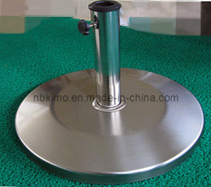 Stainless Steel Umbrella Patio Base / Parasol Base (23007)