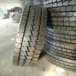 Radial Heavy Duty Truck Tyres 10.00r20 with DOT (10.00R20)