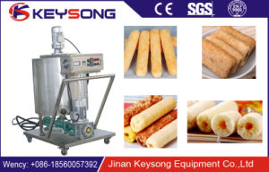 Jam Center (Core Filling) Snack Food Machine/Making Machine/Plant pictures & photos