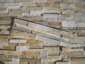 Golden Dessert Quartzite Wall Cladding