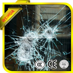 Clear Bullet-Resistant Glass with CE. CCC. ISO901 pictures & photos