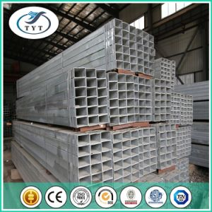 Q235 Gi Pipe Pole /Galvanized Pipe pictures & photos