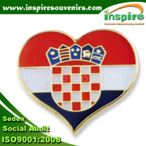 Customized Metal Badge for Souvenir (B 614) pictures & photos