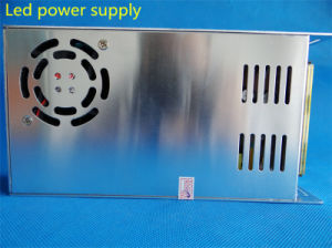 Approved 360W Non-Rainproof Switching LED Power Supply with Ce RoHS pictures & photos