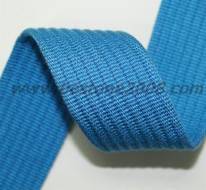 Spun Polyester Webbing Belt #1501-15 pictures & photos