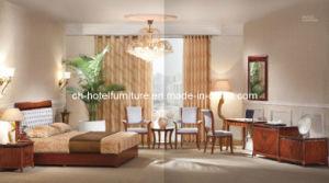 Hotel Modern Standard Single Room King Size Bedroom Furniture (GLB-211) pictures & photos