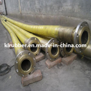 Wire Inserted Discharge Rubber Oil Suction Hose pictures & photos