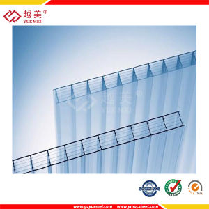 Polycarbonate Transparent Roofing Sheet Garden Plastic Sheet Multiwall Polycarbonate Sheet pictures & photos
