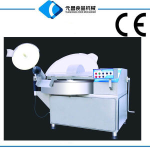 Best-Selling Electric Meat Cutter Machine/Meat Bowl Cutter Machine pictures & photos