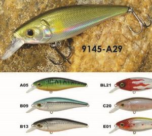 78mm Sinking Crank a Top Factory′s Cheap Price --- High Quality Made Custom Hard Plastic Fishing Crankbait - Wobbler - Minnow- Popper Fishing Lure pictures & photos