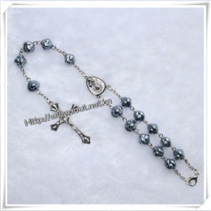 Hot Sales Catholic Crafts Resin Beads Car Rosary (IO-CB005) pictures & photos