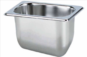 Stainless Steel Gastronorm Pan 1/9, 100 (YG19-4CT) pictures & photos