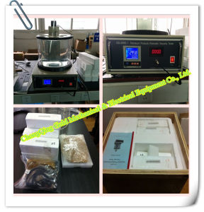 Gd-265D-1 High-Precision Petroleum Products Kinematic Viscosity Bath pictures & photos