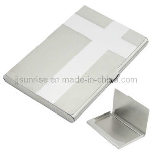 Stainless Steel Business Card Box (JJ-SS-NC30)