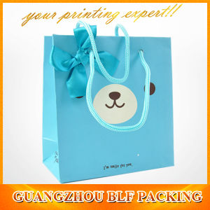 Gift Packaging Paper Bag Design pictures & photos