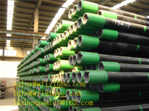 API 5CT Steel Pipe/Tube, P110 Steel Pipe/Tube, L80 Steel Pipe/Tube pictures & photos