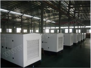 Cummins Power Soundproof Generator with CE/Soncap/CIQ Certifications (20kVA~250kVA) pictures & photos