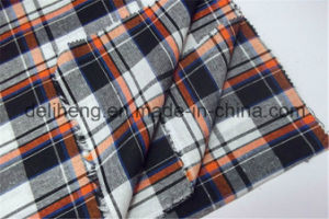 Fashion Checks 100% Cotton Yarn Dyed Shirting Fabric pictures & photos