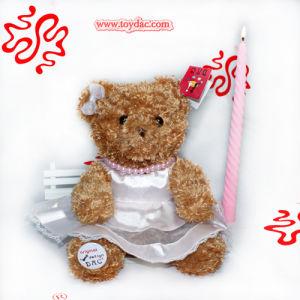 Plush Handmade Bear Doll pictures & photos