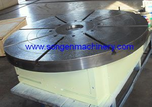 1200mm Nc Rotary Table pictures & photos
