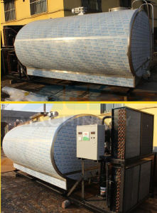 Dairy Milk Cooling Tanks with Direct Expansion Refrigeration (ACE-ZNLG-F5) pictures & photos