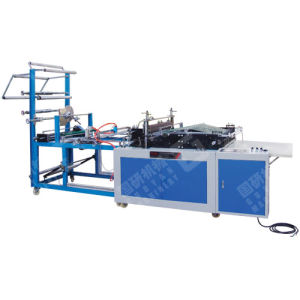 Automatic High Speed Plastic Side Sealing Bag Making Machine (Heat Sealing and Heat Cutting) pictures & photos