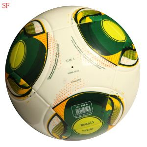PU TPU Top Quality Football Soccer Ball pictures & photos