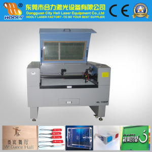 Laser Cutting Engraving Machine for Leather Bags