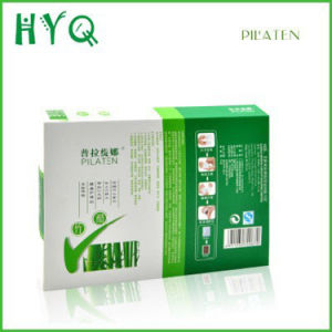 Pilaten Bamboo Vinegar Health Broadcast Detox Foot Patch for Foot Skin Care and Beauty pictures & photos