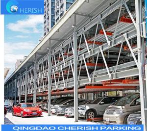 Puzzle 2 Level Lift Sliding Car Parking System pictures & photos