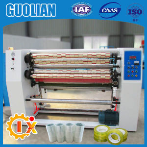 Gl-215 High Quality Mini Packing Slitter Rewinder pictures & photos