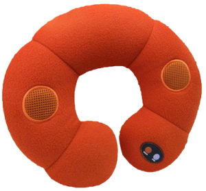 Travel Massag Pillow with Speaker