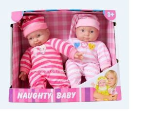 Naughty Baby Doll Toys with Best Material pictures & photos