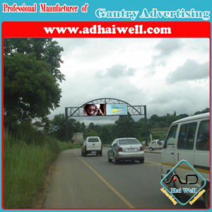 Gantry Spanning Road Sign Board Constructure pictures & photos
