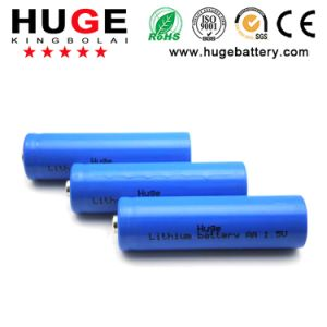 1.5V AA Size Lithium Iron Battery for Camera (FR6) pictures & photos