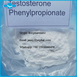 Steroid Powder Testosterone Phenylpropionate for Muscle Mass Gain pictures & photos
