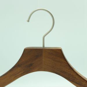 Yeelin Flat Neck Thick Shoulder Coat Hanger pictures & photos