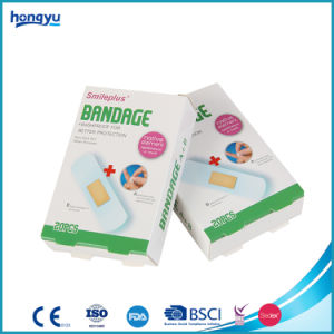 Mixed PU and Non-Woven Pack Bandage for Fingertip Care From China Hongyu Medical Factory pictures & photos