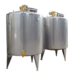 Stainless Steel 1000L Juice Storage Tank pictures & photos