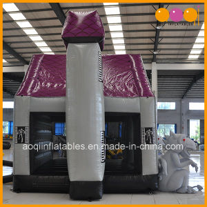 Halloween Decoration Inflatable Bouncing Castle Monster Inflatable Haunted Houses (AQ02394) pictures & photos