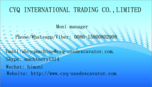 China Supplier Cat 307 Used Excavator for Sale pictures & photos