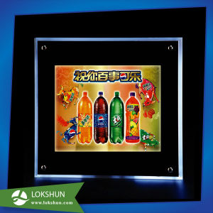 Fashion Mobile Phone Advertising Display Shelf with LED pictures & photos